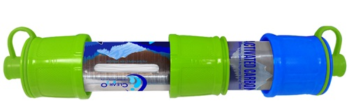 Portable Water Filter for Backpacking