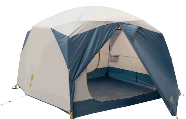Eureka Space Camp 6 Family Tent