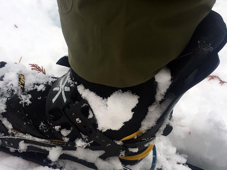 Snowboard Pant Gaiters