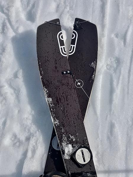 Nitro Squash Splitboard