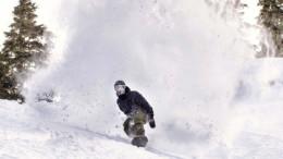 Spenser Johnson Snowboarder