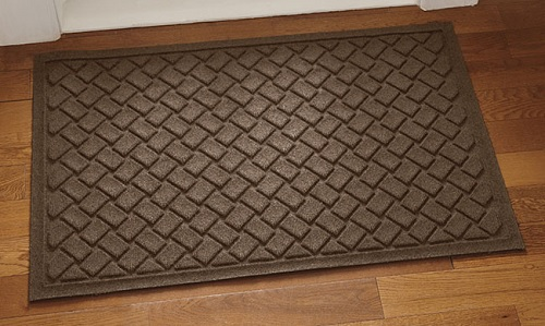 ORVIS Basketweave Recycled Water Trapper Mats
