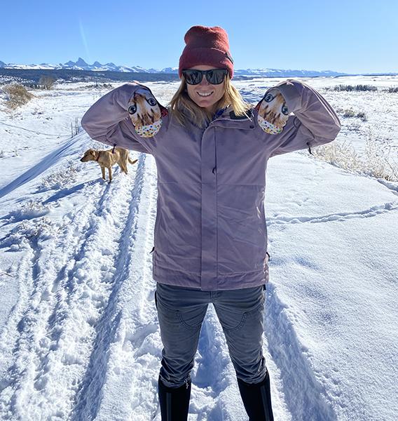 REI Jacket Purple Womens Ski / Snowboard