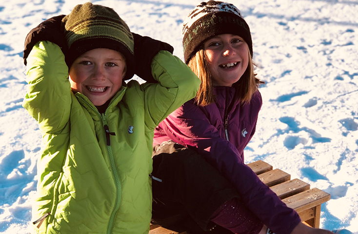3 Great Ways to Keep your Kids Cute and Warm this Winter