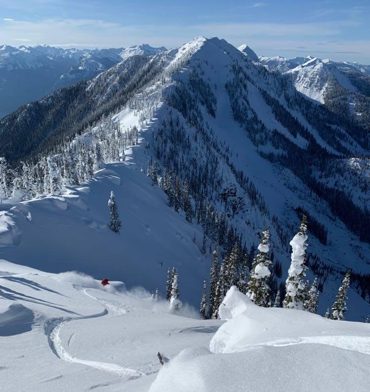 Canada Powder Snow