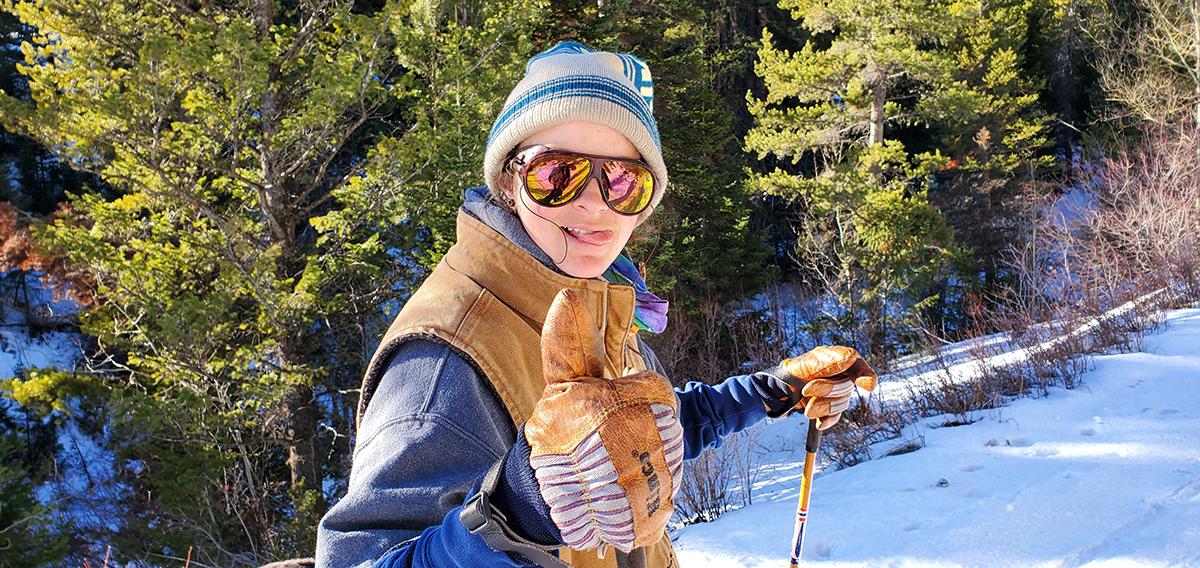 Airblaster Glacier Sunglasses Review