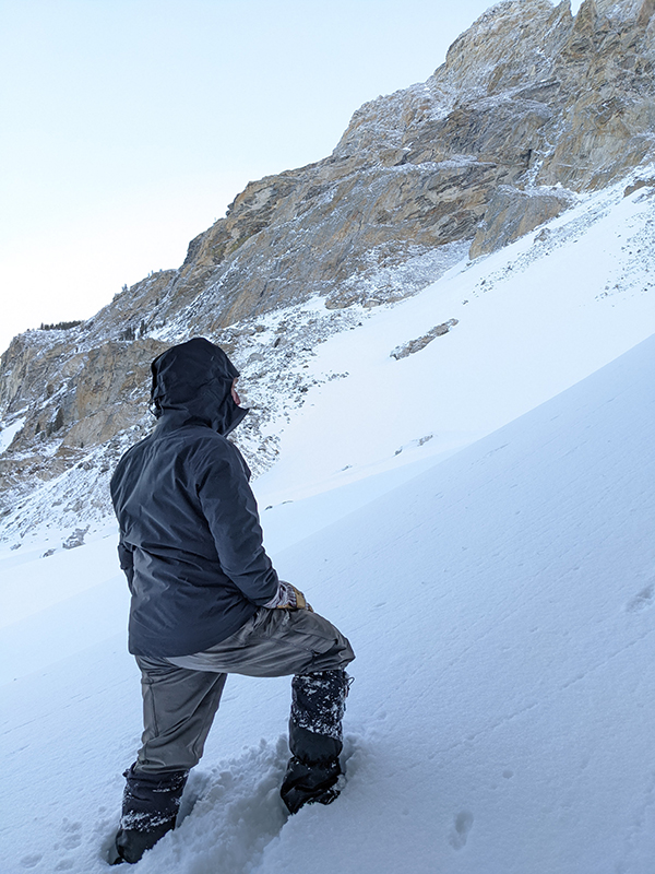 Black Diamond Ski Jacket - Black Mens