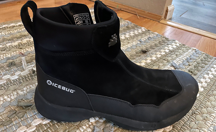 Icebug Boots Metro2 Men's BUGrip Review