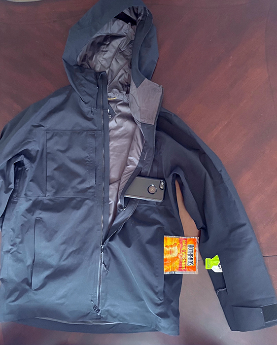REI Skyline Ridge Ski Jacket
