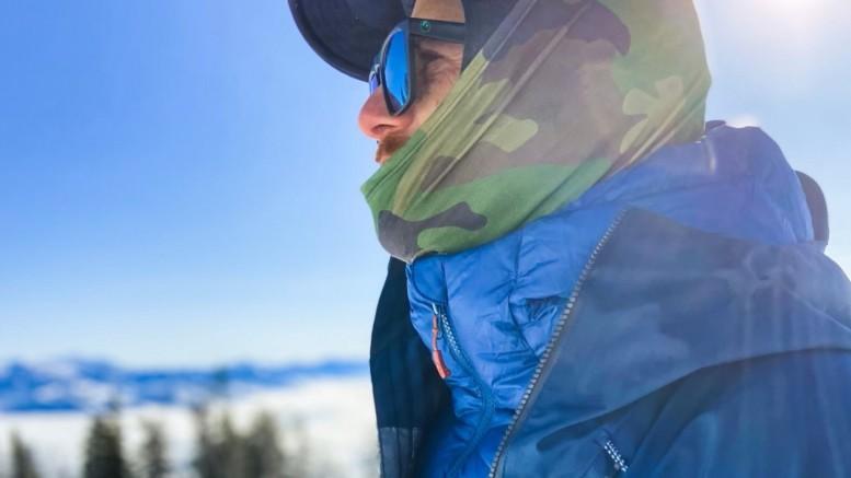 Rab Electron Jacket Review from Teton Mountains