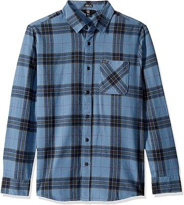 Men's Volcom Flannel Shirt