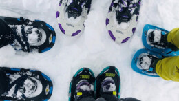 Family Snowshoes