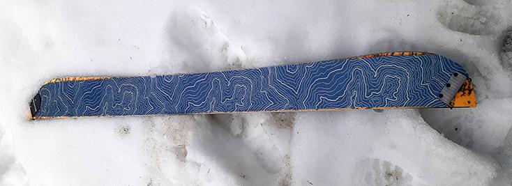 Contour Hybrid Splitboard Skins ReviewSkins