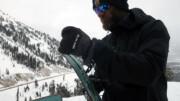 Burton Family Tree Hometown Hero Splitboard Review from Teton Mountains