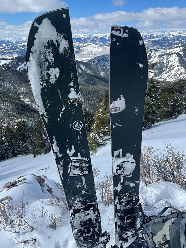 Splitboard Skis