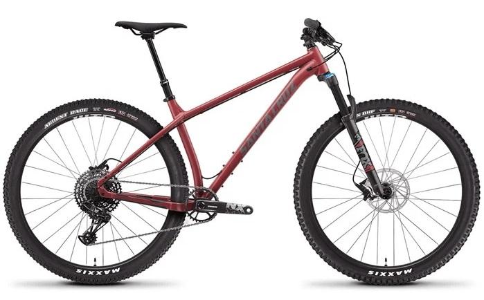 2021 Santa Cruz Chameleon A R Complete Mountain Bike 2021