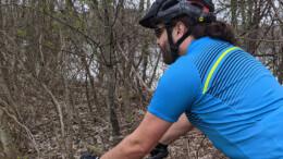Giro Bike Helmet Test - Manifest Helmet