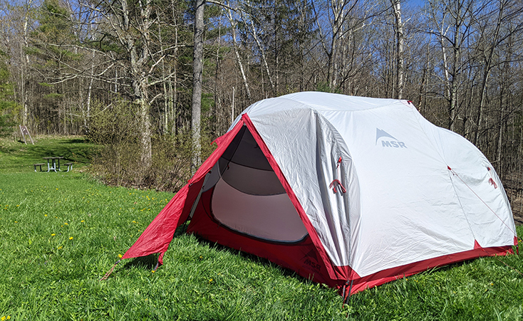 MSR Mutha Hubba Tent Review
