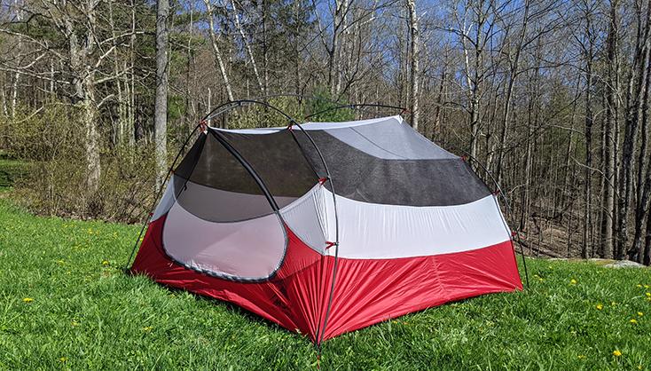 Big Camping Tent