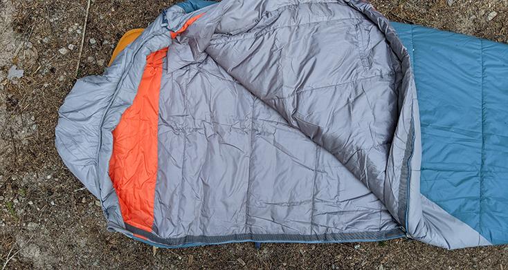 Comfortable Sleeping Bag