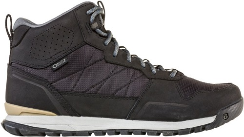 Men's Leather Mesh Hiking Boot