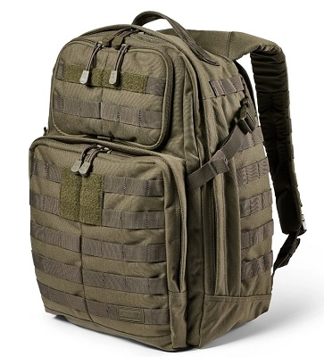 5.11 Camo Travel Carry Backpack
