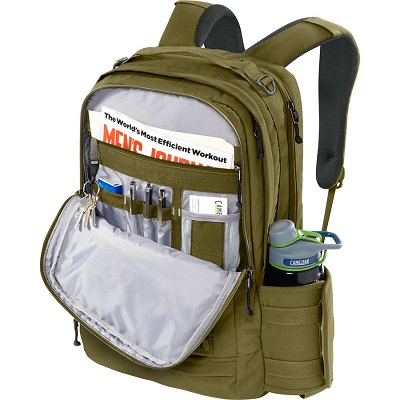 Camo Military Travel Backpack from CamelBak