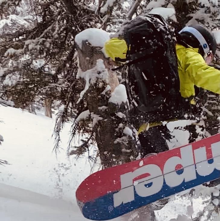 Splitboard Air kemper Snowboards